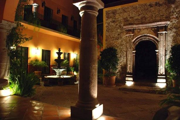 Antigua Capilla Bed And Breakfast San Miguel De Allende