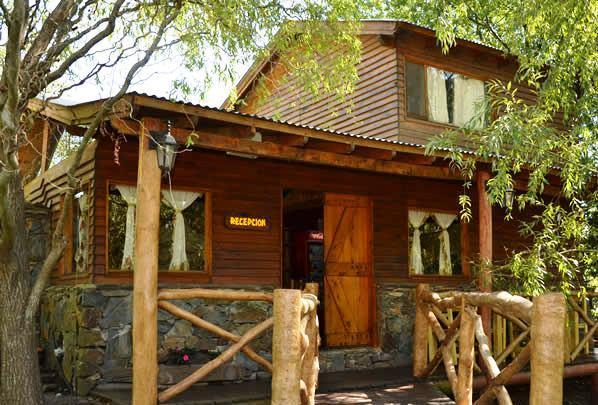 Cabanas y Spa Las Pircas