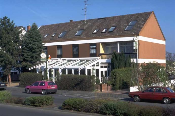 Hotel Cafe Kinnel Muhlheim am Main