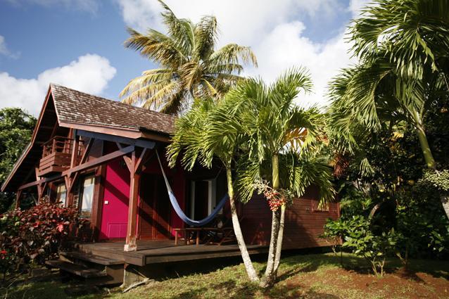 Le jardin malanga hotel trois rivieres guadeloupe basse for Jardin malanga