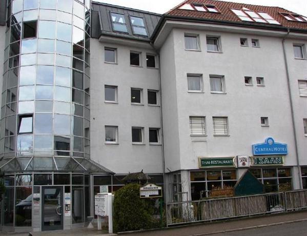 Romantica Central Hotel Stuttgart Winnenden