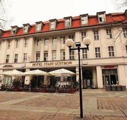 Ringhotel Hotel Stadt Gustrow