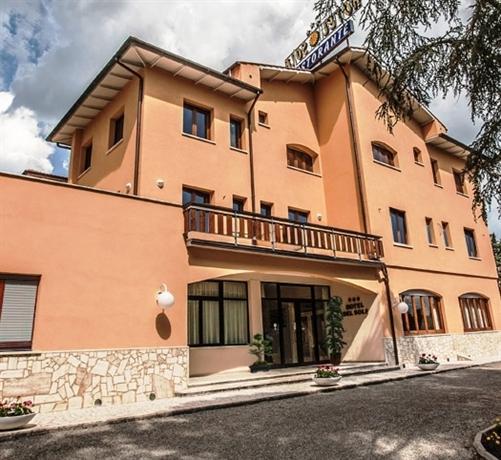 Villa Hotel del Sole Chiusi