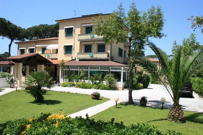 Hotel Verdemare Marina Di Pietrasanta