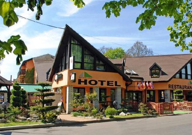 Hotel Bohemia Frantiskovy Lazne