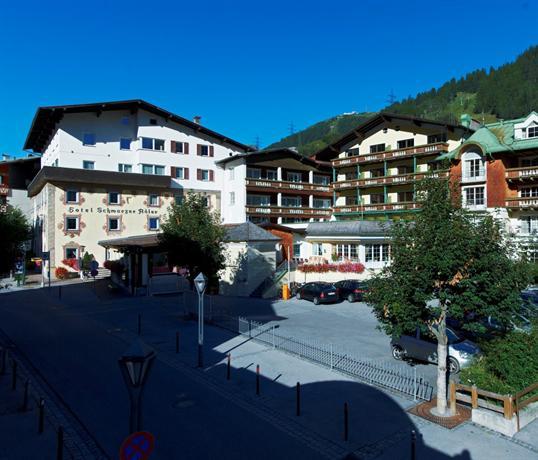Hotel Schwarzer Adler St Anton Am Arlberg Austria