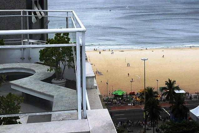 South beach copacabana residence club hotel rio de janeiro for Miroir club rio de janeiro