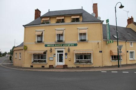 Hotel Saint Jacques Thorigne