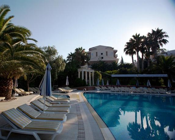 Thalia Beach Resort Side