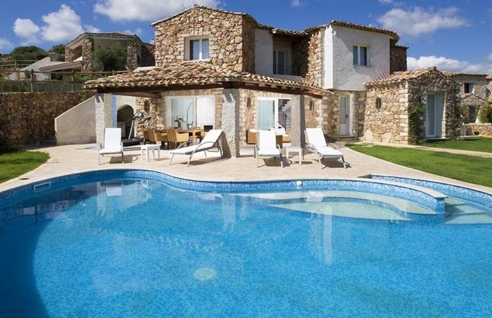Hotel Villas Resort Castiadas Sardinien