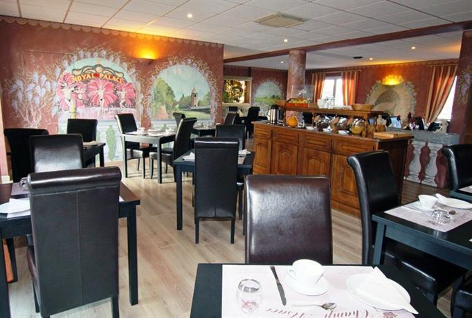 Hotel restaurant champ alsace haguenau offerte in corso for Restaurant haguenau