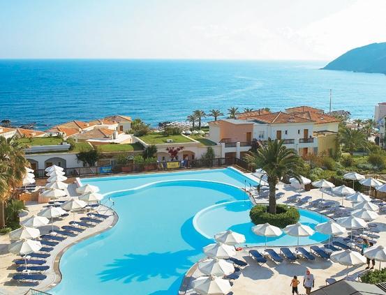 Grecotel Club Marine Palace Hotel Geropotamos