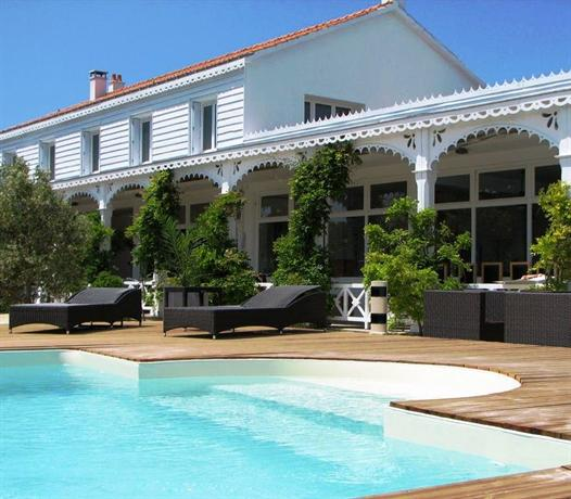 Hotel La Maison Sur l'Eau