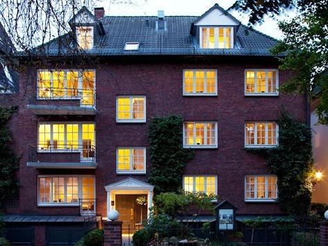 Von Deska Townhouses The White House Hamburg