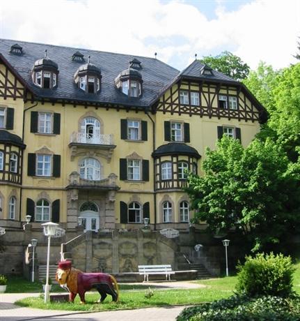 Hotels Bad Steben Umgebung