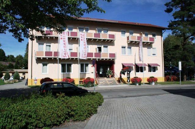 Hotel Solrgarten Bad Durrheim