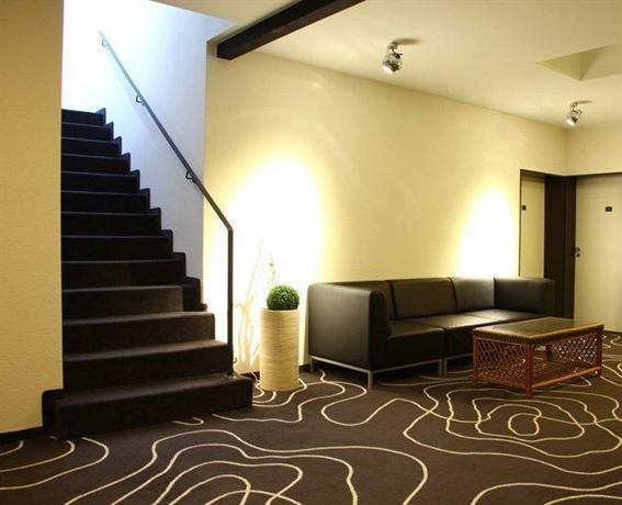 Hotel Racket Inn Hamburg