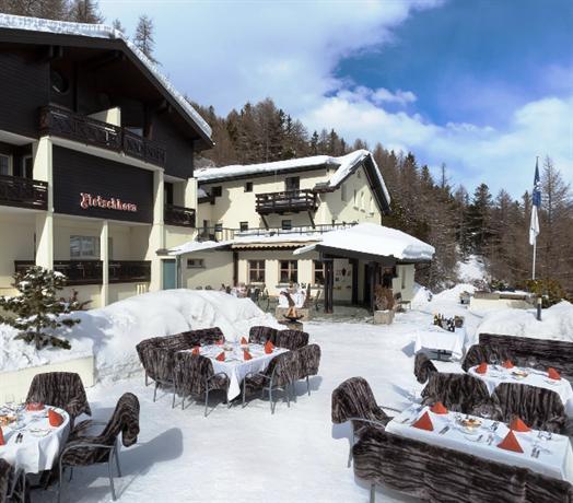 Relais & Chateau Hotel Fletschhorn