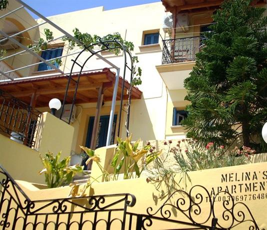 Melina's Apartments