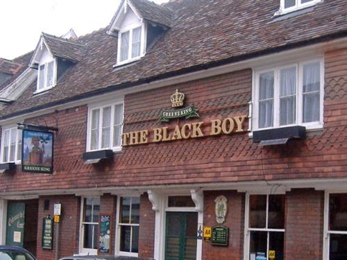 The Black Boy Public House
