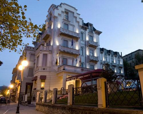 Hotel Villa Fiorita Salsomaggiore Terme