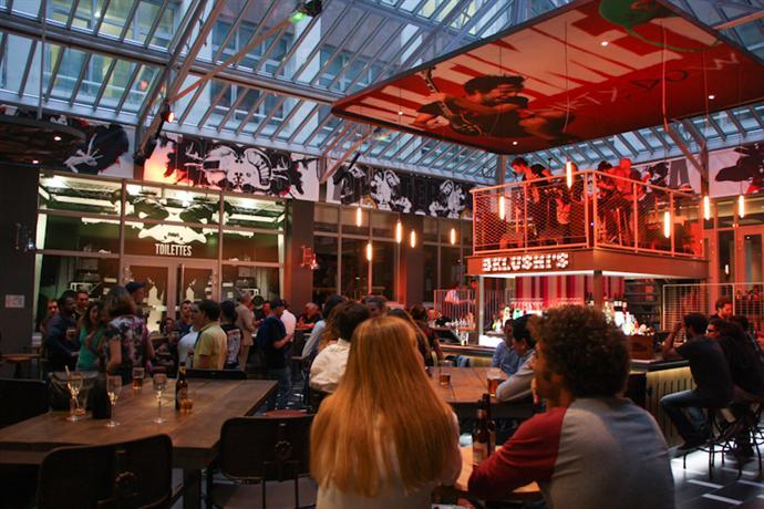 St christopher 39 s inn gare du nord paris compare deals for Gare du nord paris