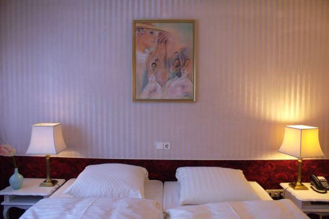 Hotel Mozart Frankfurt am Main