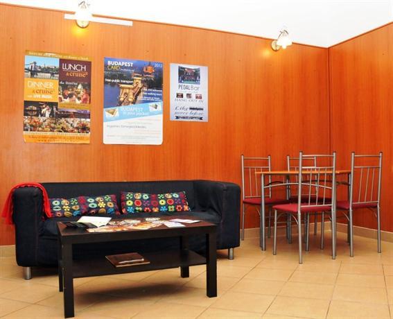 Adagio Hostel 1 Oktogon