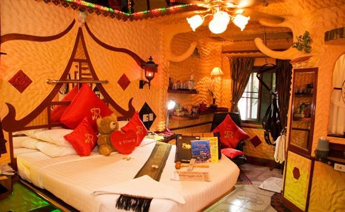 Penthouse hotel pattaya