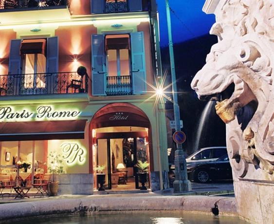 Rome Hotel Paris Compare Deals