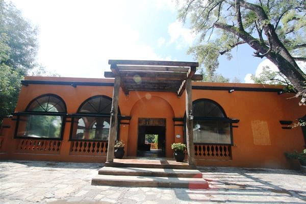 El marques hacienda hotel santa catarina de cuevas for Hotel el marques