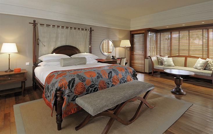 Feng Shui hohe Betten Einrichtung Prinzipien berücksichtigen hoteldesign