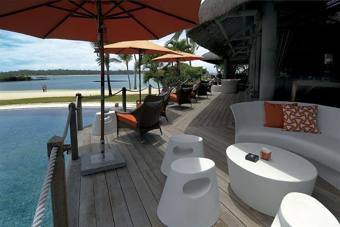 Hotel Cafe Rattanmöbel modernes Innendesign Einrichtung Mauritische Ornamente