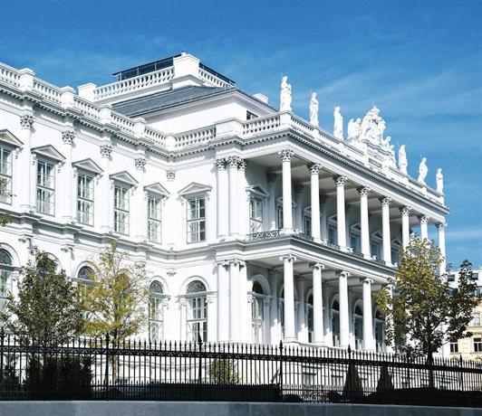 Luxury Hotels in Vienna: Palais Coburg
