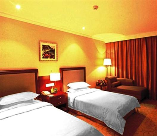 New Land Business Hotel Wuhan