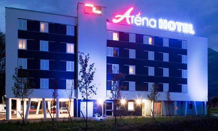 Hotel arena grenoble saint egreve compare deals for Hotels grenoble