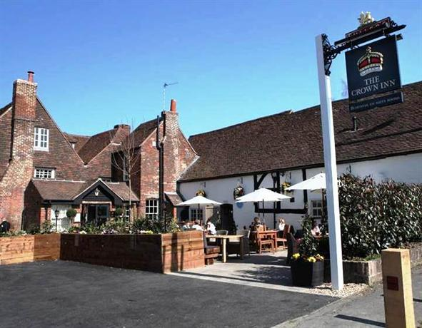 The Crown Inn Bishops Waltham