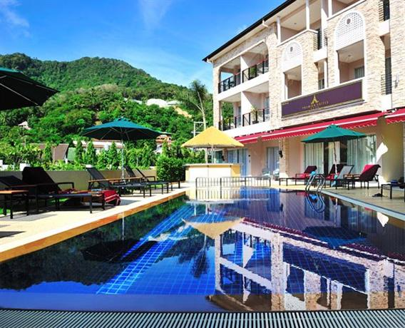 Phuket Guest Friendly Hotels - Kata Blue Sea Resort