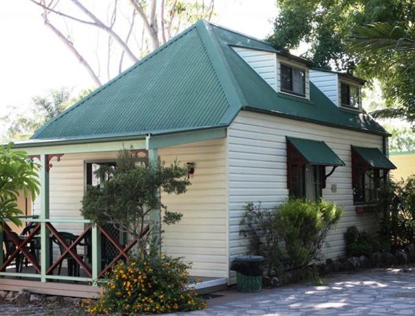 Lanis Holiday Island Accommodation Forster