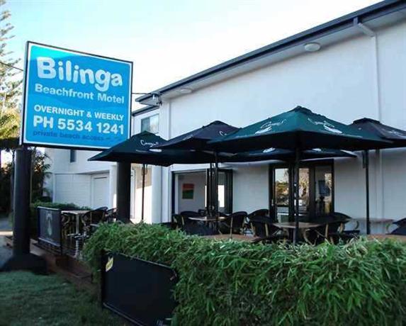 Bilinga Beach Motel
