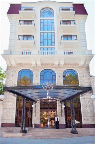 Boutique Hotel California Odessa