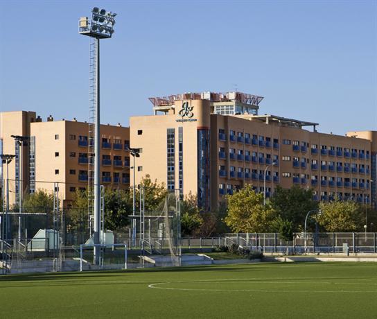 Albergue Juvenil Colegio Mayor Galileo Galilei