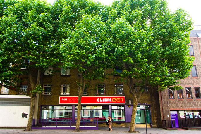 Clink261 Hostel London