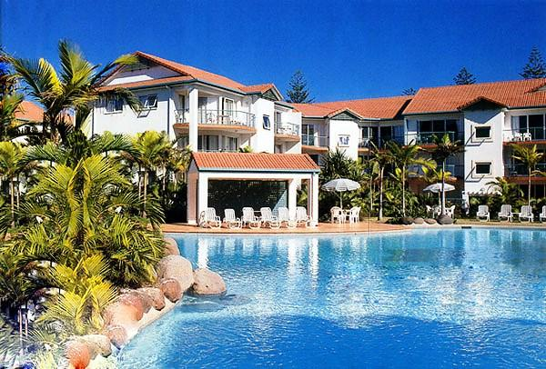 Grande Florida Resort Family Accommodation Gold Coast