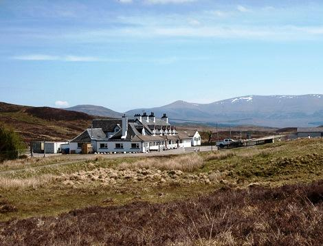 The Aultguish Inn