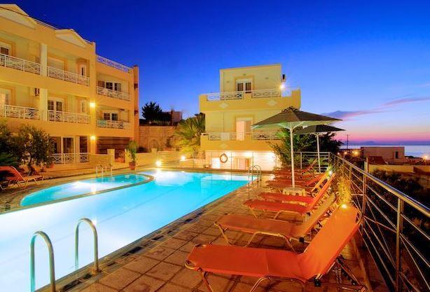 Sunrise Apartments Sfakaki - Compare Deals