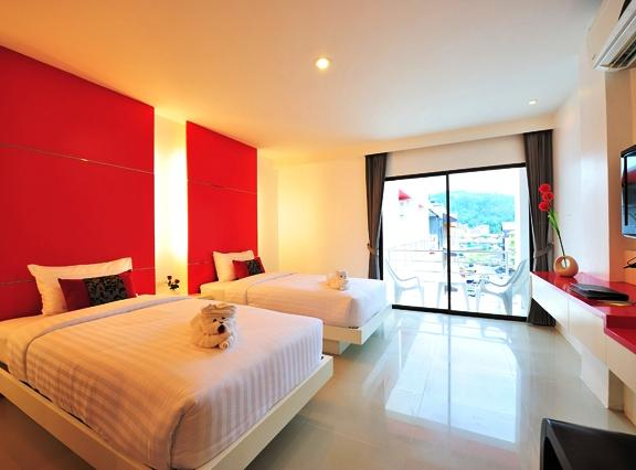 Phuket Guest Friendly Hotels - Alfresco Phuket