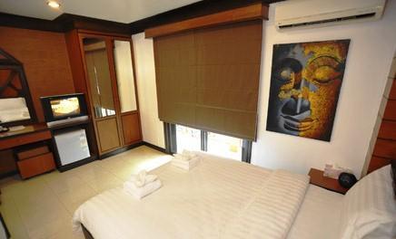 Phuket Guest Friendly Hotels - Apsara Residence