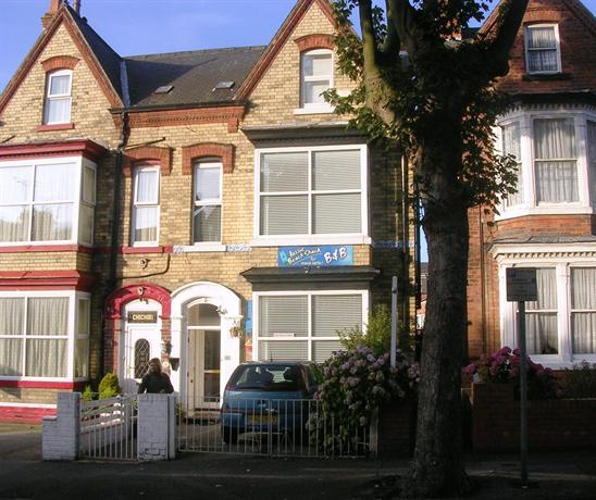 Bed And Breakfast On Tennyson Avenue Bridlington