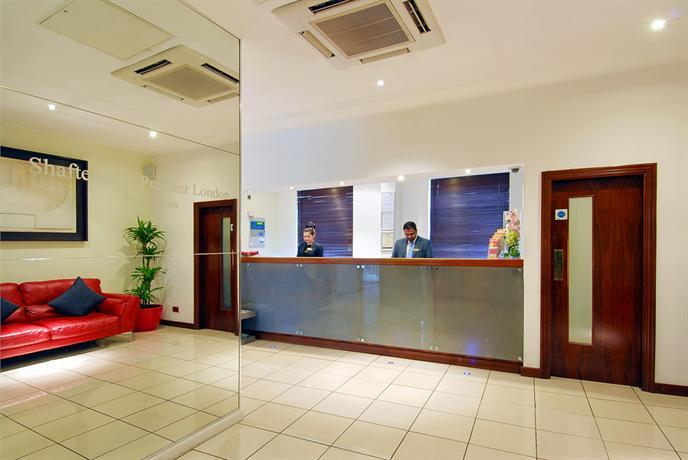 shaftesbury premier hotel london paddington hotels londres